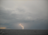Storm on the Atlantic