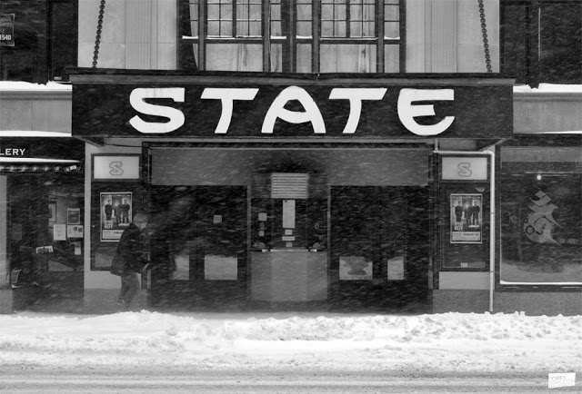 The State Theater.  From Portland Daily Photo.