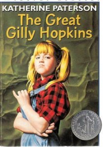 the character of gilly in the great gilly hopkins by katherine paterson Buy the great gilly hopkins from dymocks online bookstore find latest reader  reviews and much more at dymocks.
