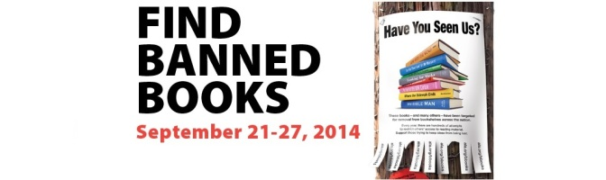 Banned Book Week: A Few Favorites