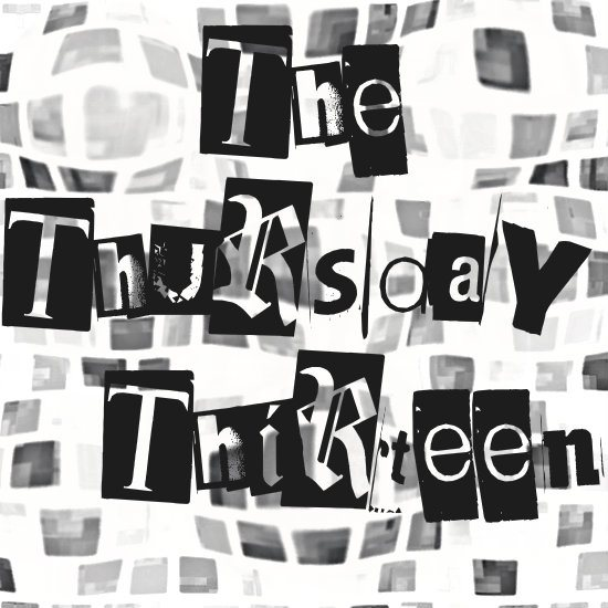 Thursday Thirteen: Banned and Challenged Classics