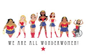 We Are All Wonder Women