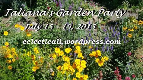 Garden Party Master
