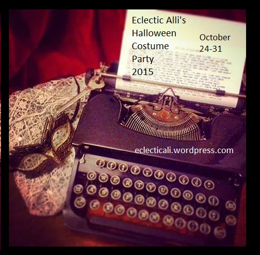 Eclectic Alli's Halloween Costume Party