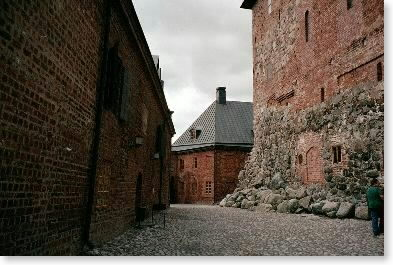 Hamenlinna Outer Castle wall (2)