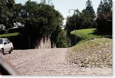 Lappenranta cobblestone 2