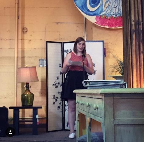 Portland Poetry Slam