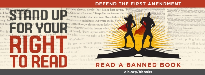 Banned Book Week 2016 – Diversity